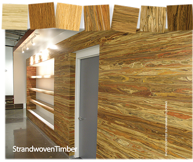 Strandwoven Timber