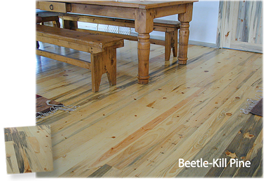 Green guide stylish sustainable flooring boulder county home sustainable flooring8 beetle kill tyukafo