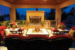 Here Are Some Tips For Making An Outdoor Room Youu0027ll Really Want To Live In.