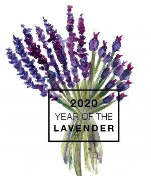 year of the lavender